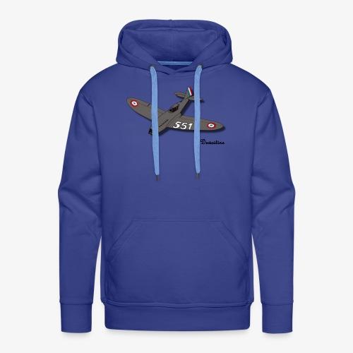 D551 - Sweat-shirt à capuche Premium pour hommes