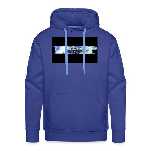 Limited Edition Banner Merch - Men's Premium Hoodie