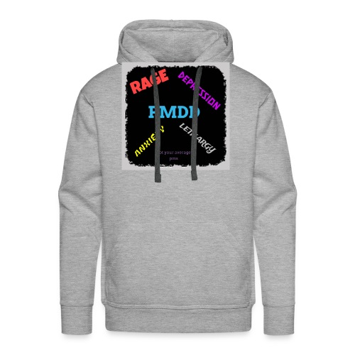 Pmdd symptoms - Men's Premium Hoodie