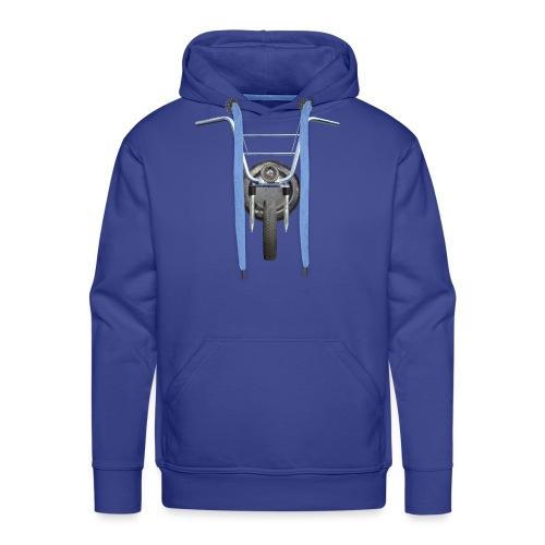 steampunkbike - Mannen Premium hoodie
