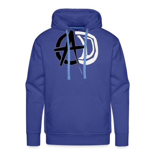 AnarchieD - Sweat-shirt à capuche Premium pour hommes