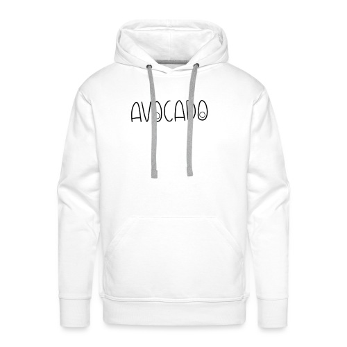Avocado - Männer Premium Hoodie