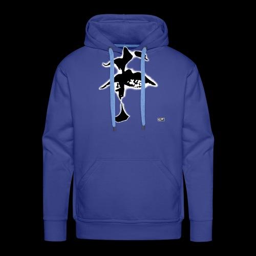 Black Kiss - Sweat-shirt à capuche Premium pour hommes