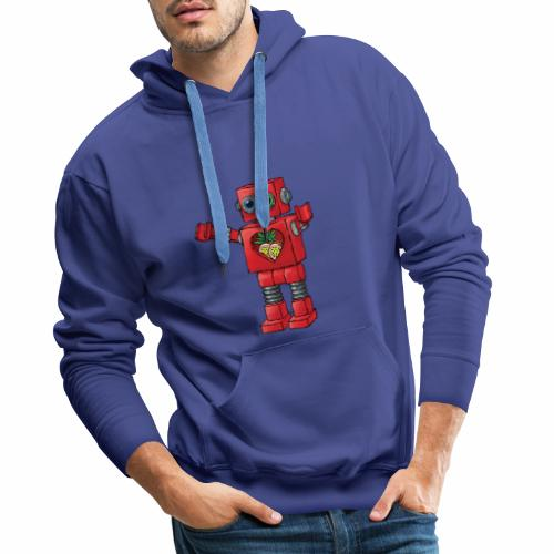 Brewski Red Robot IPA ™ - Men's Premium Hoodie