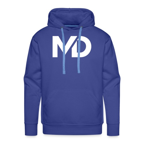 MD Clothing Official© - Sweat-shirt à capuche Premium pour hommes