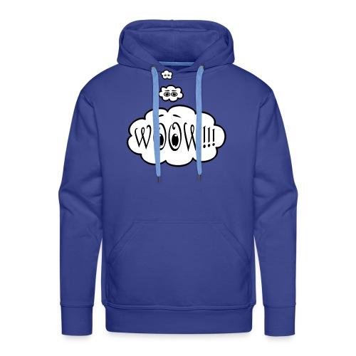 Woow - Sudadera con capucha premium para hombre