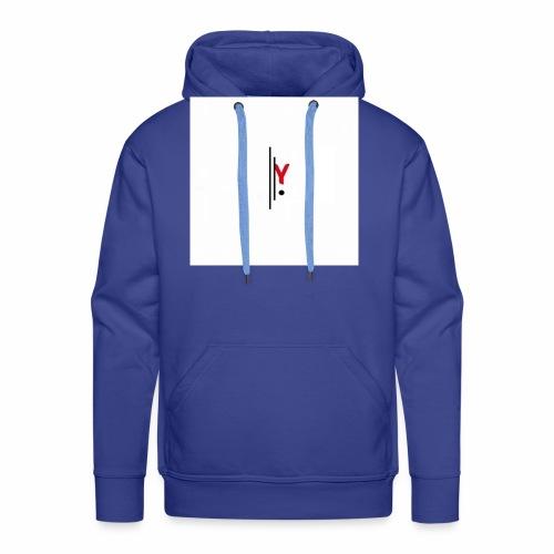 Y. - Sweat-shirt à capuche Premium pour hommes