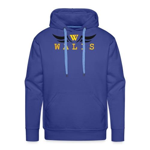 Marque Walis1 - Sweat-shirt à capuche Premium pour hommes