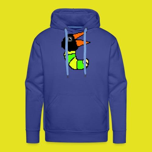 Caterbird - Sweat-shirt à capuche Premium pour hommes