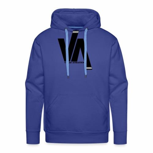 VeganAthleticsBrand - Sweat-shirt à capuche Premium pour hommes