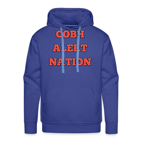 COBH ALERT NATION merchandise - Men's Premium Hoodie