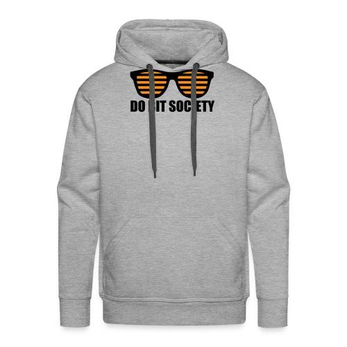 DO BIT SOCIETY-OLUWAH - Men's Premium Hoodie