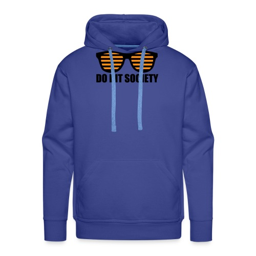 DO BIT SOCIETY-OLUWAH - Men's Premium Hoodie