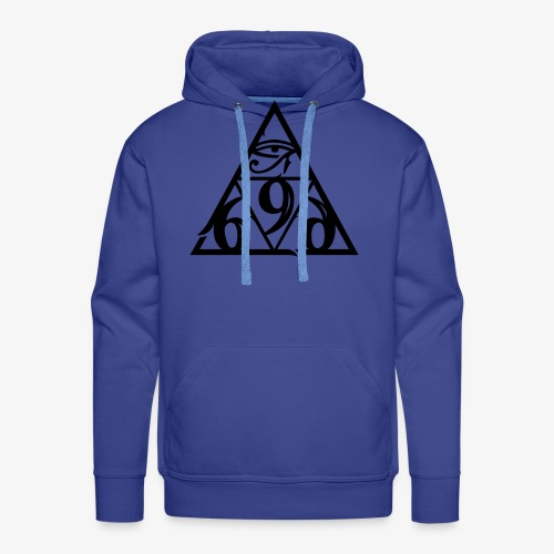 Triple Six Records Logo - Mannen Premium hoodie