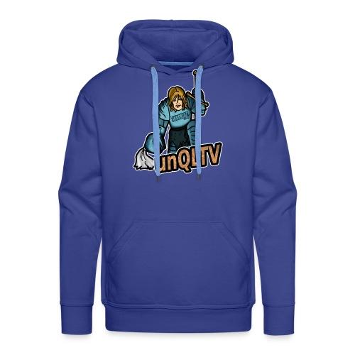 unQLTV Merchandise - Männer Premium Hoodie