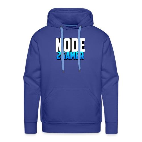 Official NoDe2Gamer T-Shirt - Männer Premium Hoodie
