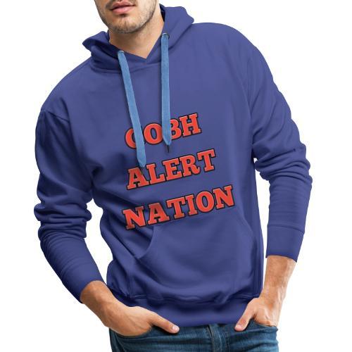 COBH ALERT NATION merchandise - Men's Premium Hoodie
