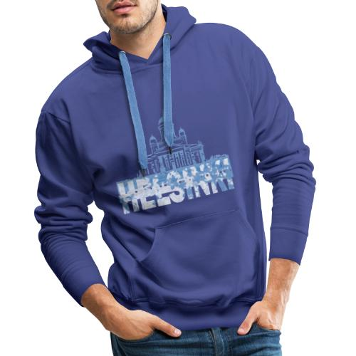 Helsinki Cathedral - Men's Premium Hoodie
