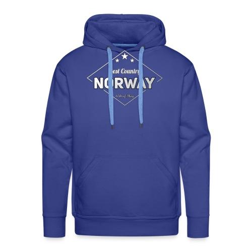 NORWAY - Men's Premium Hoodie