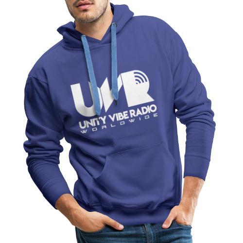 UVR - Feel the Vibe - Men's Premium Hoodie