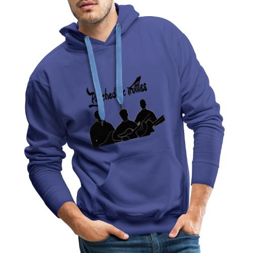 PsychedelicSilhouttes - Men's Premium Hoodie