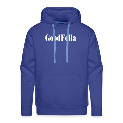 Goodfellas mafia movie film cinema Tshirt - Men's Premium Hoodie