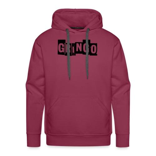 Cartel Gangster pablo gringo mexico tshirt - Men's Premium Hoodie