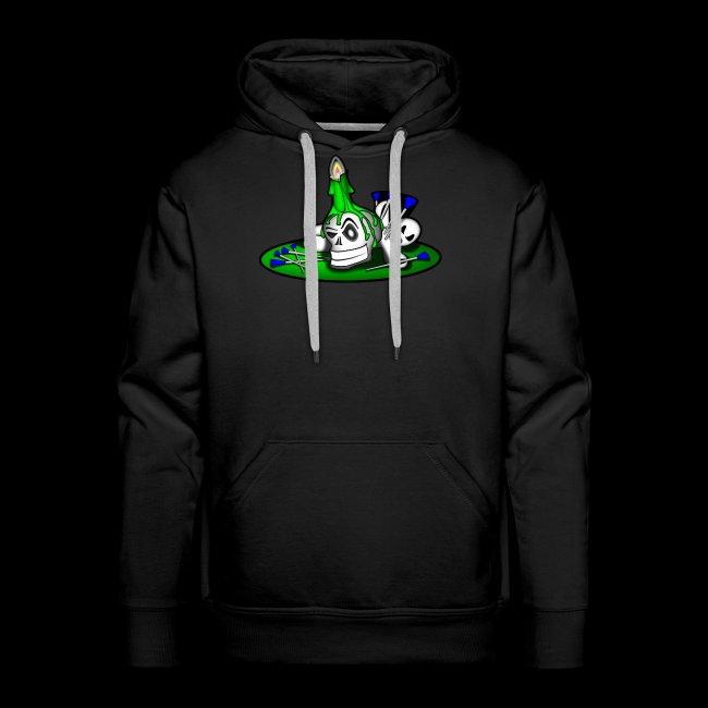 greenSkull svg
