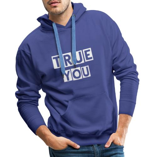 TrueYou - Men's Premium Hoodie