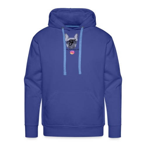 The Frenchy Life vol 1 - Men's Premium Hoodie