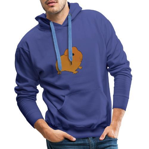 Team Guinea pigs - Sweat-shirt à capuche Premium pour hommes