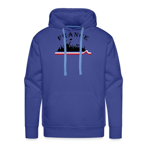 FOOT - Sweat-shirt à capuche Premium pour hommes