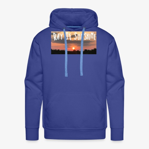 Ray of sunshine - Men's Premium Hoodie