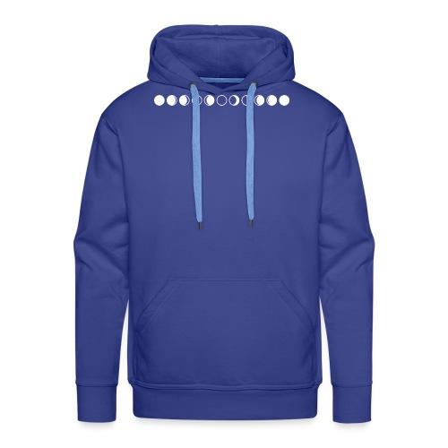 MOON PHASES - Men's Premium Hoodie