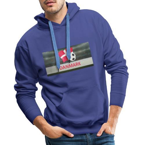 VM 2018 - Herre Premium hættetrøje