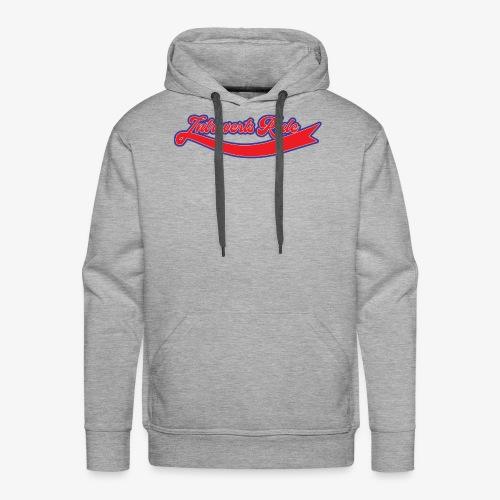 Introverts rule - Sweat-shirt à capuche Premium pour hommes