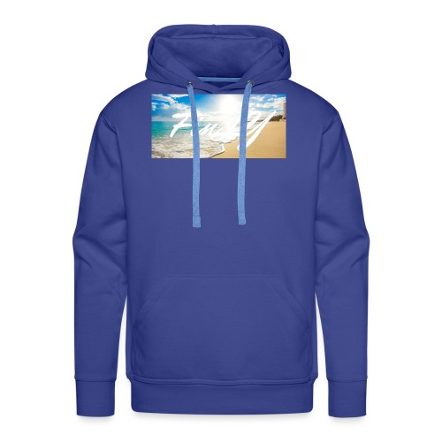 FinlY Beach - Men's Premium Hoodie
