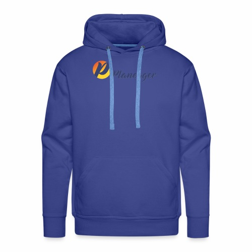 Planegger Logo - Männer Premium Hoodie