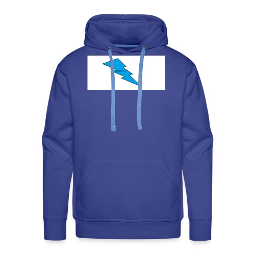 logo gobeyn power - Sweat-shirt à capuche Premium pour hommes