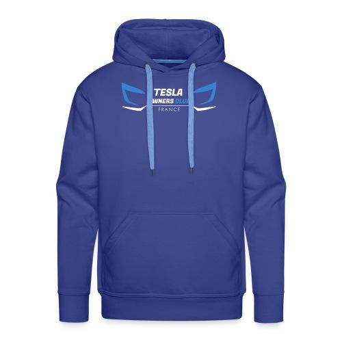 TOCF Logo roadster W - Sweat-shirt à capuche Premium pour hommes