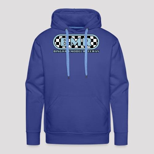 BMR LOGO - Baby blue - Men's Premium Hoodie