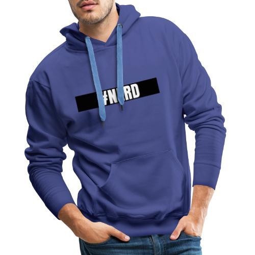 #NERD - Premium hettegenser for menn