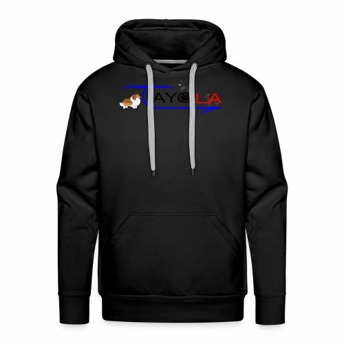 Tayola Black - Sweat-shirt à capuche Premium pour hommes