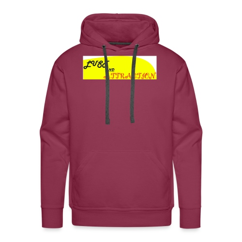 lust ans attraction - Men's Premium Hoodie