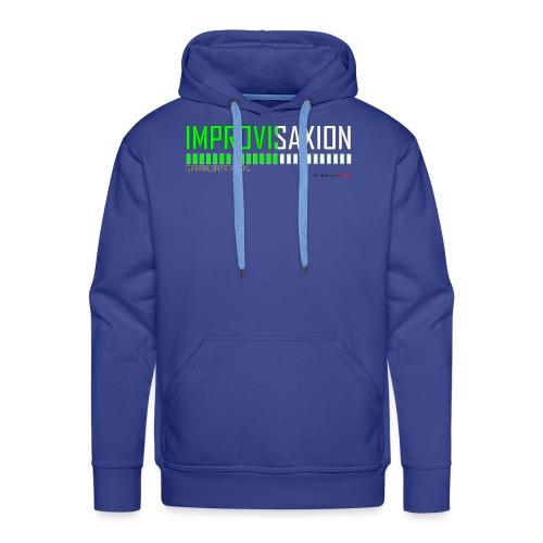 IMPROINPROGRESS - Sweat-shirt à capuche Premium pour hommes