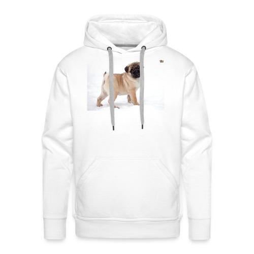 walker family pug merch - Men's Premium Hoodie