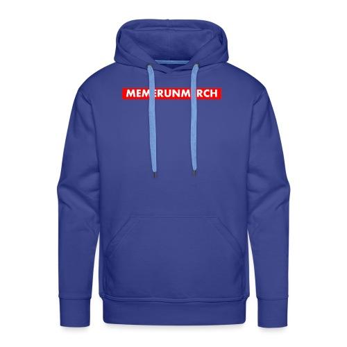 memrunmerch logo - Men's Premium Hoodie