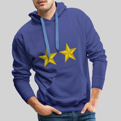 Champion du monde France - Coupe du Monde Design 2 * - Sweat-shirt à capuche Premium pour hommes
