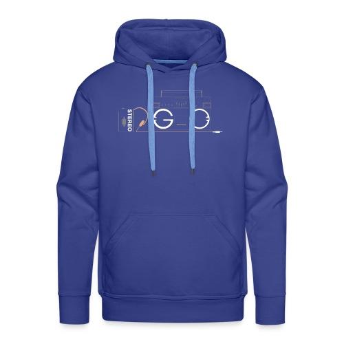 Design S2G new logo - Men's Premium Hoodie