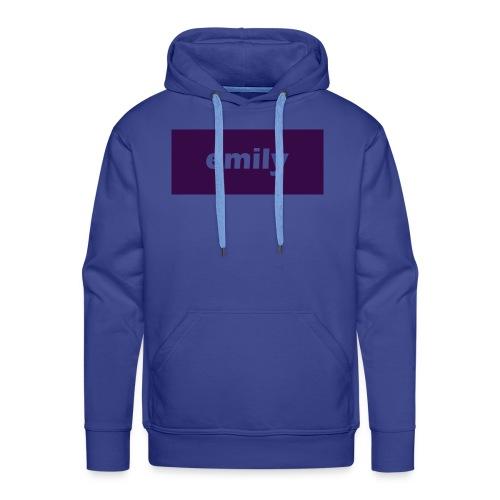 Emily - Men's Premium Hoodie